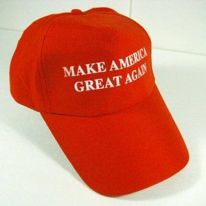 "Trump MAGA ""Make America Great Again"" Hat Ball Cap"